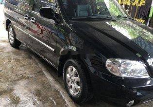 Bán ô tô Kia Carnival đời 2008, màu đen, chính chủ, giá cạnh tranh giá 273 triệu tại Tp.HCM