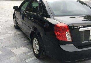 Cần bán lại xe Daewoo Lacetti đời 2011, màu đen giá 216 triệu tại Nghệ An