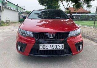 Cần bán lại xe Kia Cerato 1.6AT sản xuất 2009, màu đỏ, nhập khẩu Hàn Quốc số tự động, giá tốt giá 368 triệu tại Hà Nội