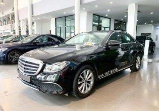 Cần bán lại xe Mercedes E200 đời 2019, màu đen giá 1 tỷ 799 tr tại Hà Nội