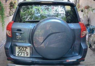 Cần bán xe Toyota RAV4 sản xuất 2007, màu xanh lam, nhập khẩu nguyên chiếc  giá 465 triệu tại Tp.HCM