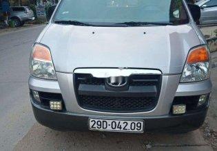 Bán Hyundai Starex năm sản xuất 2006, màu bạc, nhập khẩu giá 185 triệu tại Hà Nội