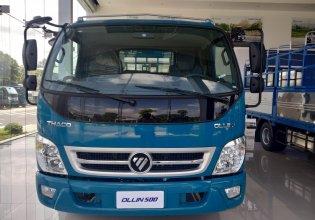 Mua bán xe tải 5 tấn Thaco - Huyndai - Fuso Bà Rịa Vũng Tàu - giá xe tải BRVT - trả góp lãi thấp giá 435 triệu tại Đà Nẵng