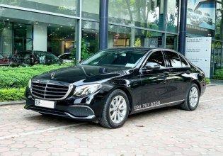 Bán Mercedes E200 2018 màu đen, chính chủ, biển Hà Nội giá tốt giá 1 tỷ 730 tr tại Hà Nội