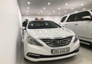 Cần bán Hyundai Sonata 2011, màu trắng, nhập khẩu nguyên chiếc, 525 triệu giá 525 triệu tại Hà Nội