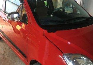 Cần bán gấp Chevrolet Spark sản xuất năm 2011, màu đỏ, nhập khẩu, giá tốt giá 165 triệu tại Gia Lai