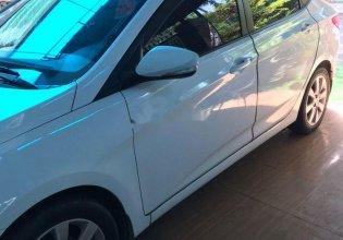 Cần bán lại xe Hyundai Accent 1.4 AT năm sản xuất 2015, màu trắng, xe nhập  giá 440 triệu tại Đồng Nai
