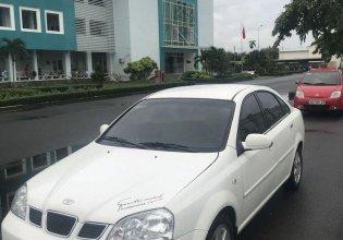 Cần bán gấp Daewoo Lacetti 1.8 đời 2005, màu trắng, xe nhập giá cạnh tranh giá 140 triệu tại Trà Vinh