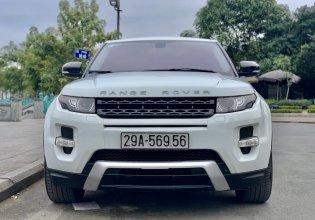 Cần bán gấp LandRover Evoque Dynamic năm 2012, màu trắng, nhập khẩu chính hãng giá 1 tỷ 320 tr tại Hà Nội