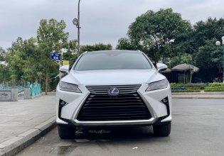 Cần bán xe Lexus RX450 2018, màu trắng, nhập khẩu giá 4 tỷ 775 tr tại Hà Nội