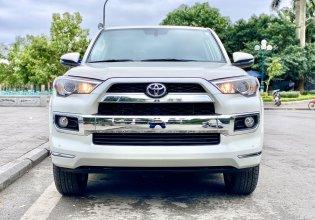 Cần bán xe Toyota 4 Runner Limited năm 2018, màu trắng, nhập khẩu chính hãng giá 3 tỷ 850 tr tại Hà Nội