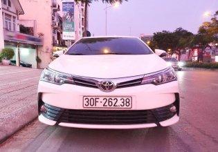 Xe Toyota Corolla altis 1.8AT năm 2018, màu trắng giá 735 triệu tại Hà Nội