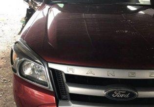 Cần bán gấp xe cũ Ford Ranger đời 2011, màu đỏ, xe nhập giá 355 triệu tại Tp.HCM