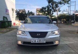 Bán Hyundai Sonata năm 2009, màu bạc, nhập khẩu Hàn Quốc giá 357 triệu tại Đà Nẵng