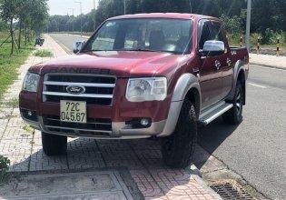 Bán Ford Ranger năm sản xuất 2007, màu đỏ, xe nhập, giá tốt giá 315 triệu tại BR-Vũng Tàu