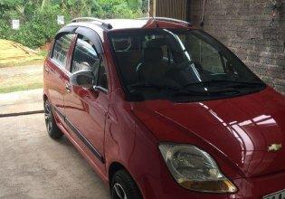 Bán Chevrolet Spark 2011, màu đỏ, nhập khẩu nguyên chiếc, xe gia đình giá 165 triệu tại Gia Lai
