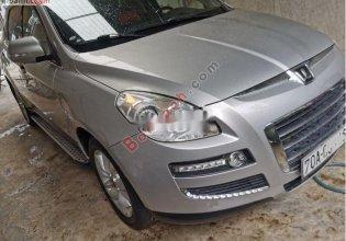Cần bán xe Luxgen U7  2.2T năm sản xuất 2010, màu bạc giá 370 triệu tại Bình Dương