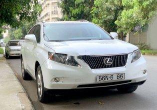 Bán Lexus RX sản xuất 2009, màu trắng, nhập khẩu nguyên chiếc còn mới giá 1 tỷ 390 tr tại Tp.HCM
