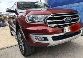 Bán Ford Everest sản xuất 2018, màu đỏ, nhập khẩu nguyên chiếc giá 1 tỷ 319 tr tại Tp.HCM