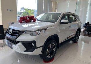 Cần bán xe Toyota Fortuner đời 2019, màu trắng, giá tốt giá 1 tỷ 33 tr tại Cần Thơ