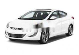 Bán Hyundai Elantra 2014, màu trắng, nhập khẩu, chính chủ, giá tốt giá 470 triệu tại Tp.HCM