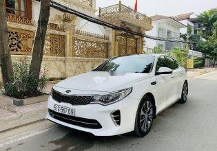 Bán Kia Optima GTline sản xuất năm 2018, màu trắng còn mới, giá tốt giá 880 triệu tại Tp.HCM