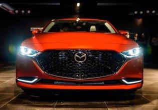 Mazda 3 All New - Hoàn toàn mới. Sẵn xe, đủ màu giao ngay. Hỗ trợ trả góp 90% giá 709 triệu tại Hà Nội