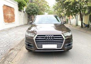 Bán xe Audi Q7 đời 2016, màu nâu, nhập khẩu nguyên chiếc giá 2 tỷ 680 tr tại Hà Nội