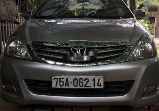 Cần bán xe Toyota Innova sản xuất 2006, màu bạc xe nguyên bản giá 295 triệu tại Kon Tum