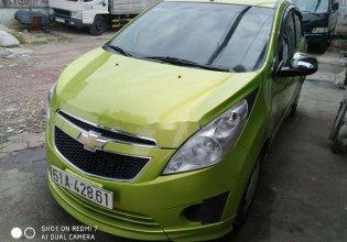 Cần bán Chevrolet Spark đời 2012, màu xanh lục, nhập khẩu chính hãng giá 200 triệu tại Tp.HCM