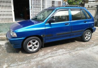 Bán xe Kia CD5 năm sản xuất 2001, màu xanh lam, nhập khẩu Hàn Quốc  giá 83 triệu tại Cần Thơ