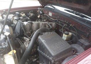 Cần bán lại xe Ford Ranger 2008, màu đỏ, nhập khẩu nguyên chiếc chính hãng giá 290 triệu tại Tp.HCM