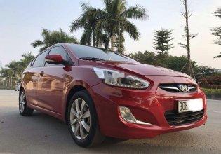 Bán xe Hyundai Accent sản xuất 2014, nhập khẩu số tự động giá 415 triệu tại Hà Nội