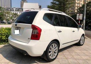 Cần bán Kia Carens 2.0AT đời 2012, màu trắng chính chủ giá 375 triệu tại Hà Nội