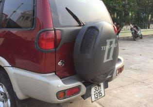 Bán Nissan Terrano năm 2001, màu đỏ, xe nhập như mới  giá 159 triệu tại Hà Nội