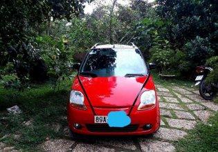 Bán ô tô Chevrolet Spark sản xuất 2009, màu đỏ, nhập khẩu, giá chỉ 139 triệu giá 139 triệu tại Đồng Nai