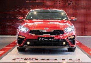 Cần bán Kia Cerato năm 2019, màu đỏ, nhập khẩu giá 549 triệu tại Hà Nội