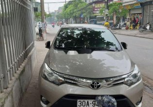 Bán Toyota Vios đời 2015, màu bạc, xe gia đình giá 460 triệu tại Hà Nội