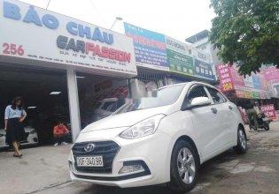 Bán Hyundai Grand i10 năm 2018, màu trắng, 410tr giá 410 triệu tại Hà Nội