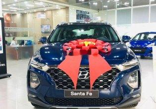 Bán ô tô Hyundai Santa Fe năm sản xuất 2019 giá 1 tỷ 175 tr tại Hà Nội