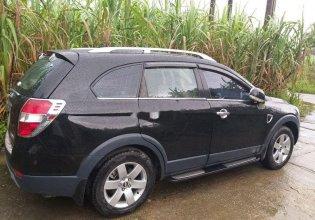 Bán Chevrolet Captiva 2008, màu đen, nhập khẩu   giá 285 triệu tại Kiên Giang
