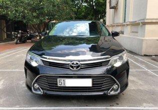 Bán Toyota Camry 2.0 2016, màu đen chính chủ, giá tốt giá 773 triệu tại Tp.HCM
