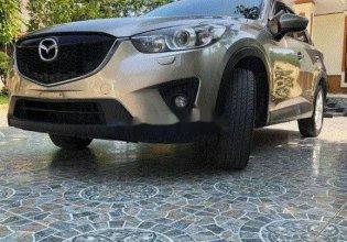 Cần bán Mazda CX 5 sản xuất năm 2013, màu bạc, giá chỉ 620 triệu giá 620 triệu tại Lạng Sơn