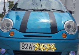 Bán ô tô Daewoo Matiz sản xuất 2009, màu xanh lam chính chủ giá 120 triệu tại Kon Tum