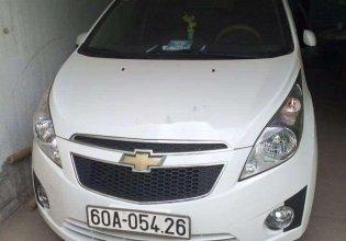 Bán Chevrolet Spark năm sản xuất 2013, màu trắng, xe nhập xe gia đình giá 180 triệu tại Đồng Nai