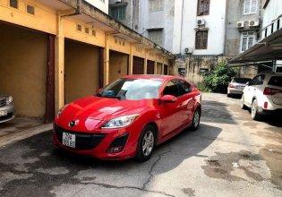 Bán xe Mazda 3 1.6AT 2011, màu đỏ, nhập khẩu số tự động, giá tốt giá 389 triệu tại Hà Nội