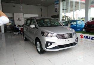 Bán ô tô Suzuki Ertiga đời 2019, màu bạc, nhập khẩu chính hãng giá 549 triệu tại Lạng Sơn