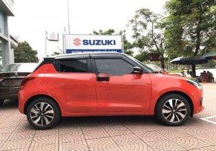 Bán ô tô Suzuki Swift 2019, màu đỏ, nhập khẩu nguyên chiếc, giá tốt giá 504 triệu tại Hải Phòng