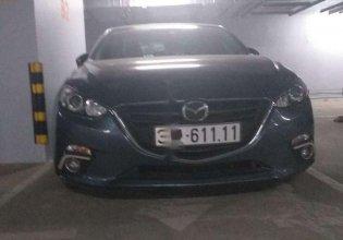 Cần bán gấp Mazda 3 đời 2015, màu xanh lam xe nguyên bản giá 560 triệu tại Hà Nội