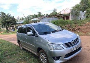 Bán Toyota Innova 2013, màu bạc, nhập khẩu nguyên chiếc giá 370 triệu tại Đắk Nông